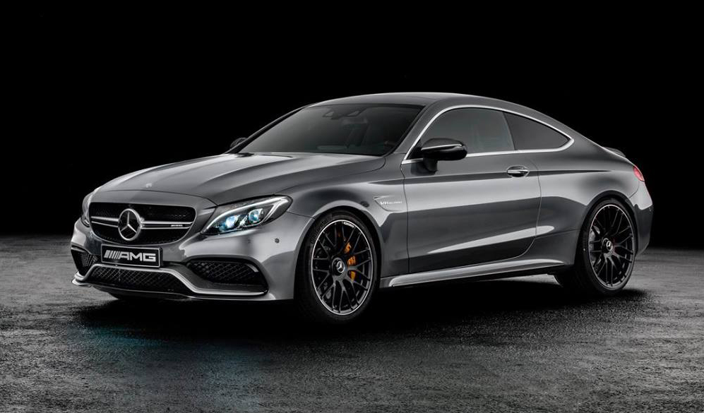 Mercedes Amg Brings Night Package Option To The Amg C63 Coupe