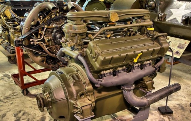 V8 Ford Engines 8