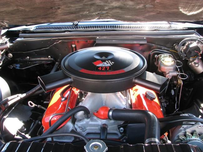 427 L72 Engine