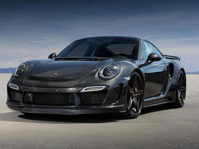 Carbon Fiber Widebody Porsche 911 Turbo S