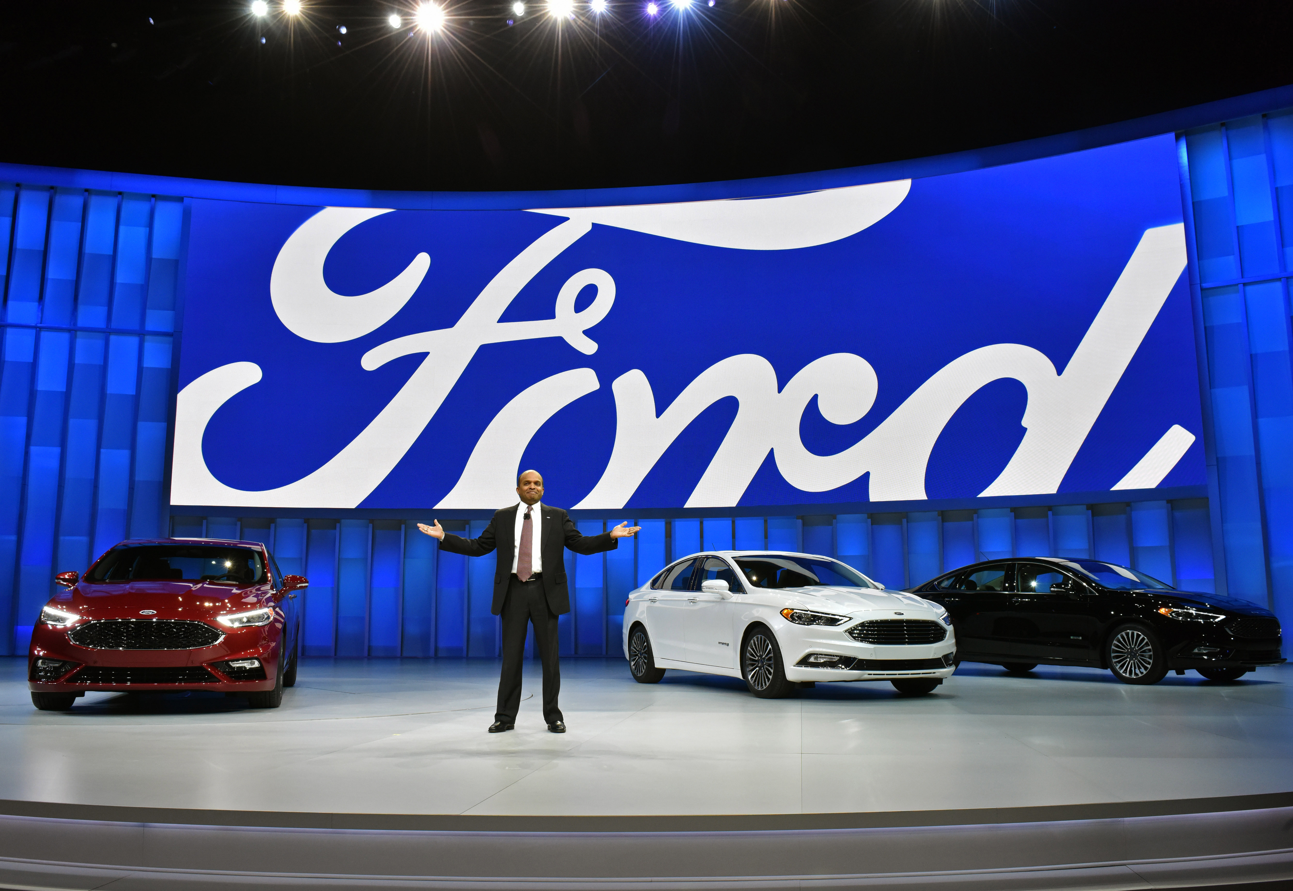 Ford Fusion Gets Twin-Turbo V6 AWD Model and More