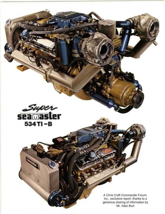 V8 Ford Engines 7