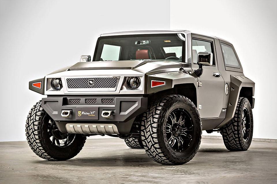 Jeep Rhino XT 1