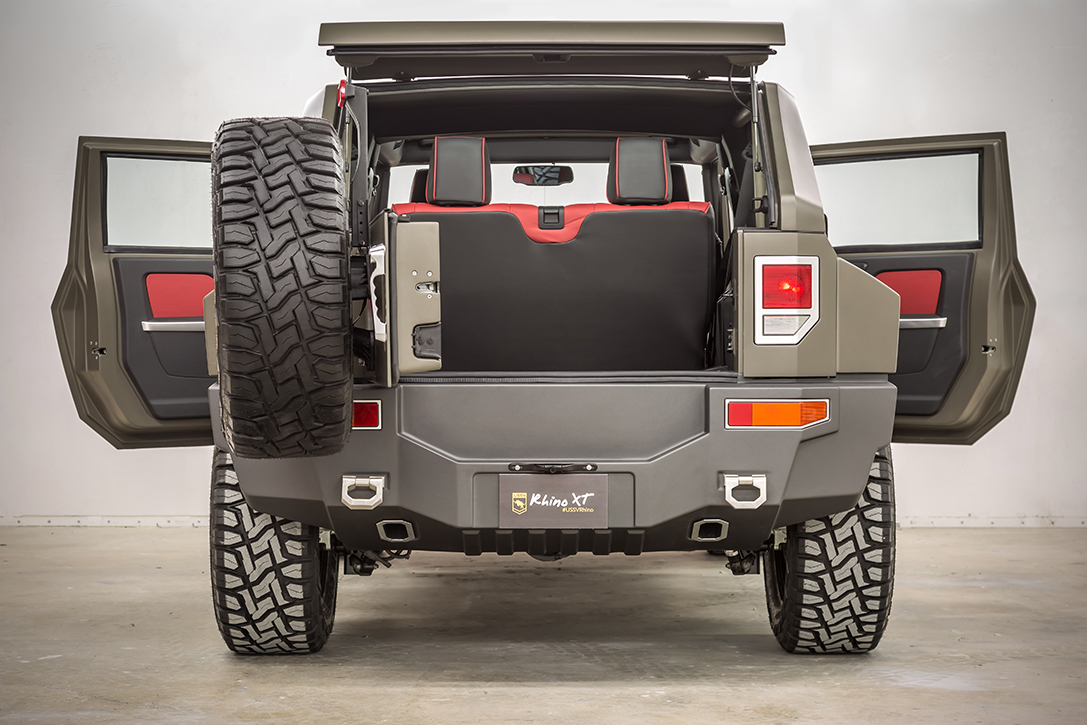 Jeep Rhino XT 5
