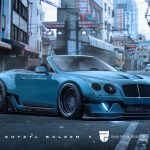 Widebody Edge Meets Bentley Class in This Crazy Render