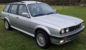 1991 Cars - BMW e30 touring