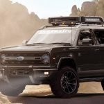 2020 Ford Bronco Imagined