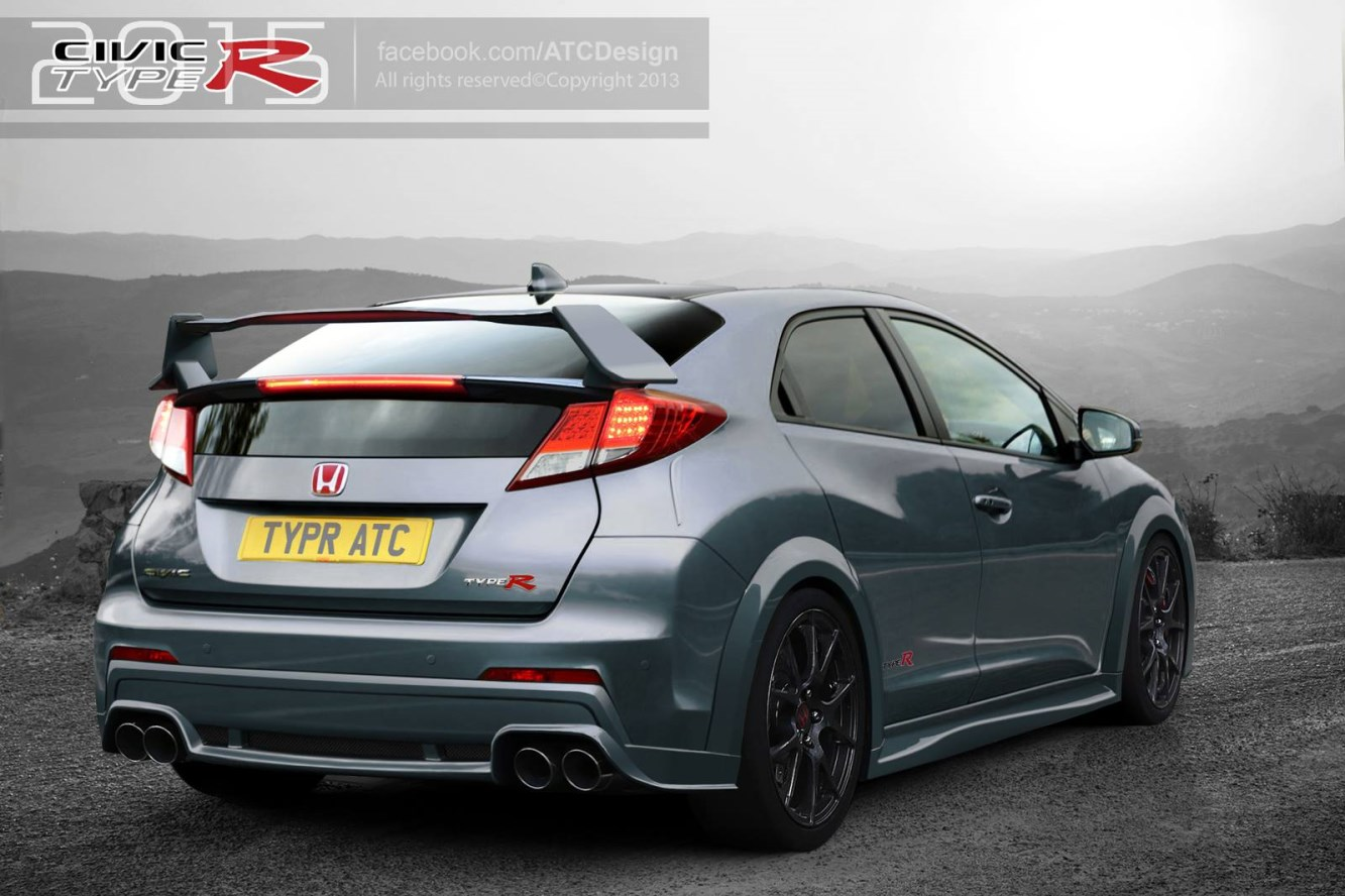 tuners targeting type r cars for improvements. Black Bedroom Furniture Sets. Home Design Ideas