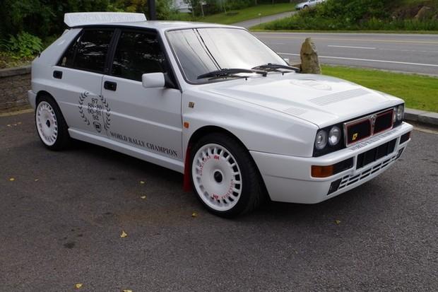 1991 Cars - Lancia Integrale Evoluzione