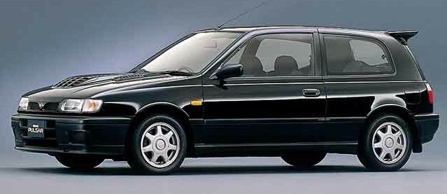 1991 Cars - Nissan Pulsar GTI-R