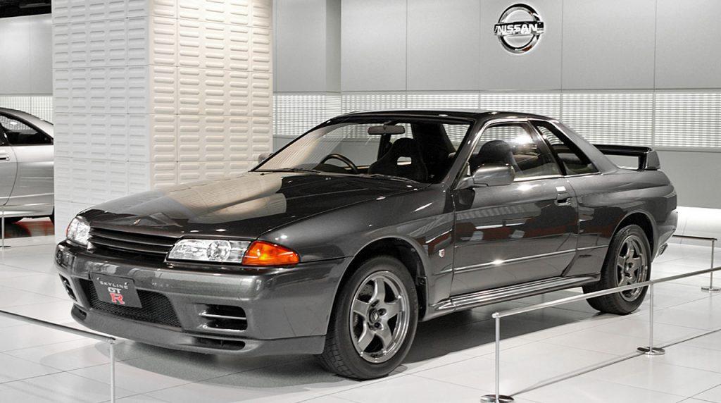 1991 Cars - Nissan_Skyline_R32_GT-R