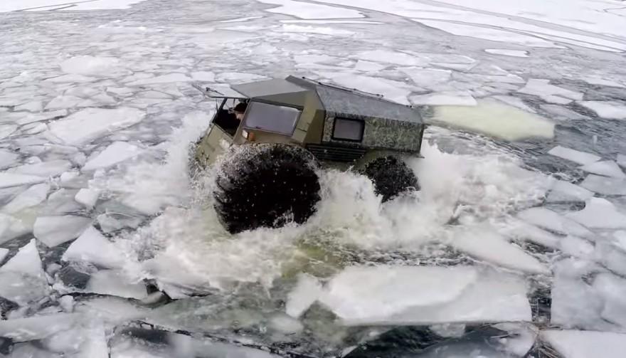 Russian 4x4 Sherp 2