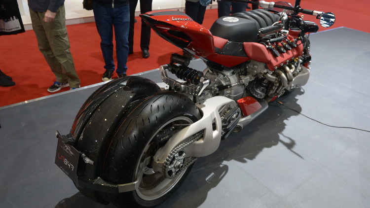 Lazareth Maserati Motorcycle - 3