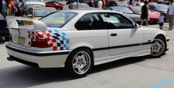 Classic Cars That Will Increase In Value - 1995 BMW M3 Ltwt