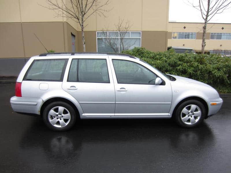2003 Jetta TDI Wagon