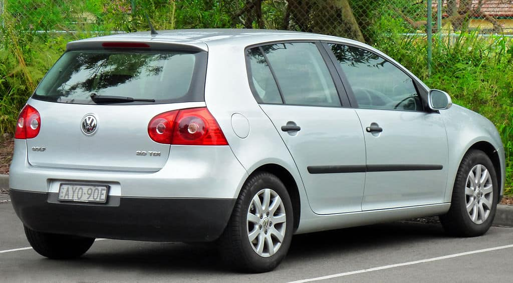 2006 VW Golf GLS TDI