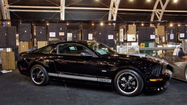 Most Expensive Ford Muscle Cars - 2007 Shelby GT350