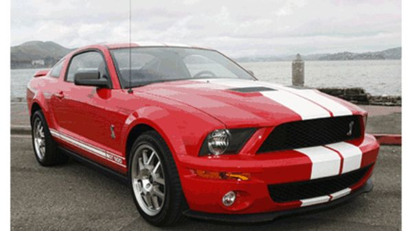 Most Expensive Ford Muscle Cars - 2007 Shelby GT500