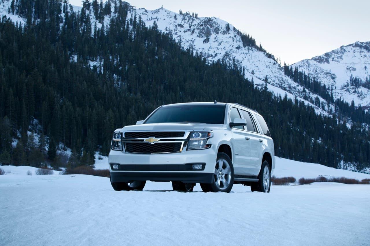 Longest Lasting SUV - Chevrolet Tahoe