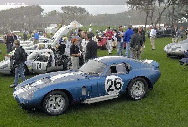 1965 Shelby Daytona Cobra Coupe CSX  2601