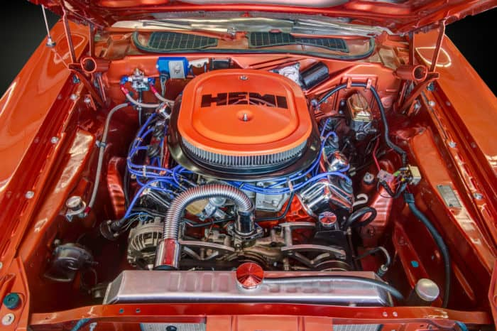 10 Longest Produced American V8 Engines