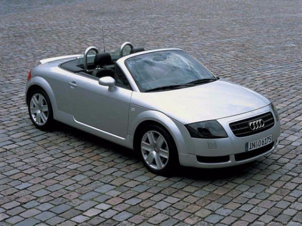 Classic Cars That Will Increase In Value - Audi TT Mk I