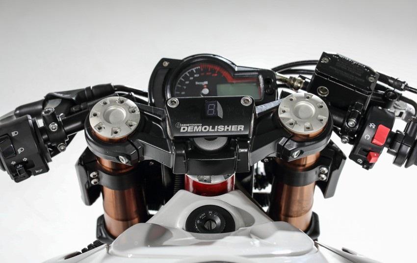 Benelli TNT 600 Modified 5