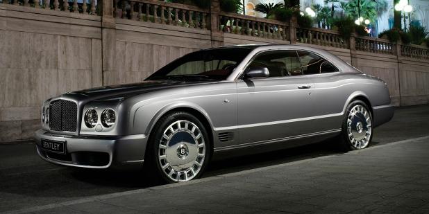 High Torque Cars - Bentley Brooklands