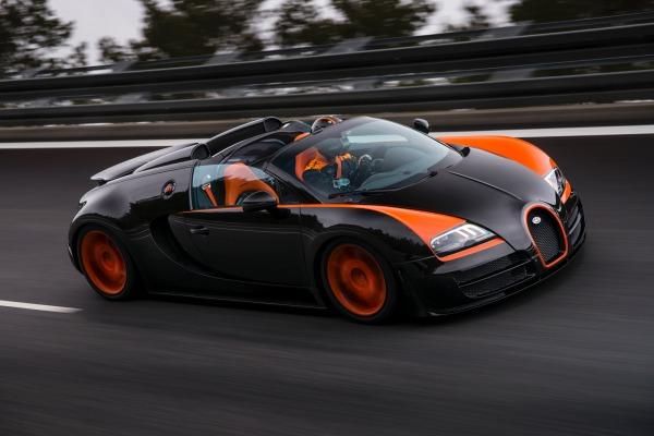 High Torque Cars - Bugatti Veyron Super Sport