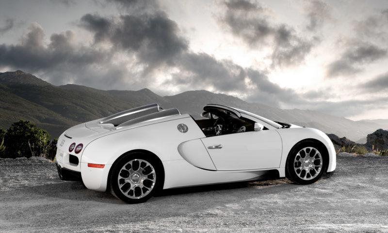 High Torque Cars - Bugatti Veyron