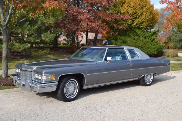Classic Cars That Will Increase In Value - Cadillac Coupe DeVille