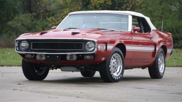 Carroll Shelby 1969 GT500