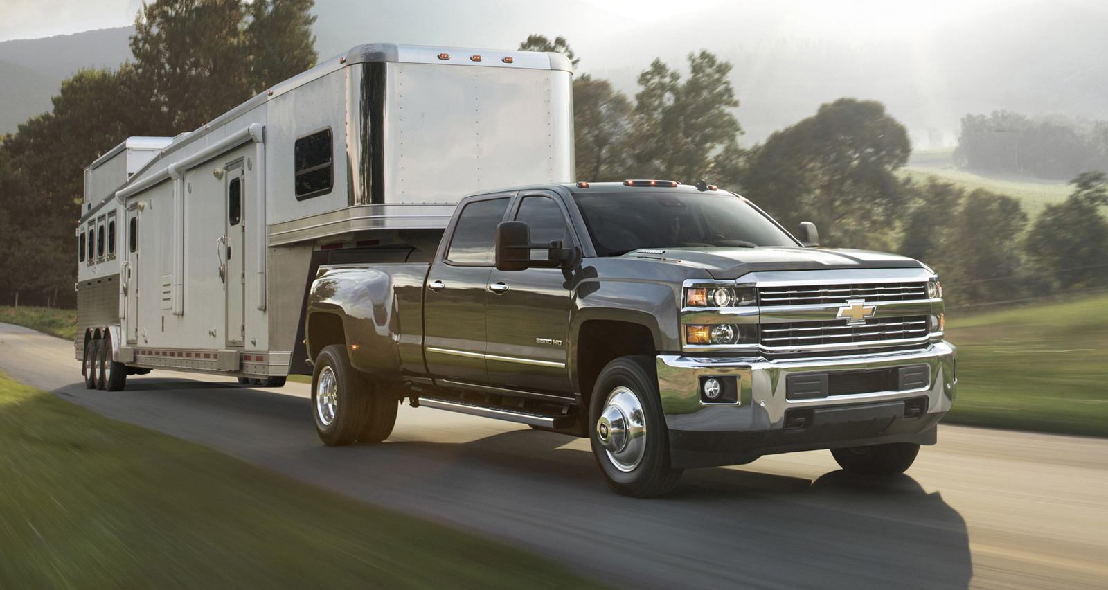 Most Expensive Truck In The World - Chevrolet Silverado 3500HD High Country