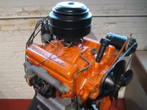 Chevrolet Small Block V-8 (Courtesy: John Lloyd at flickr.com)