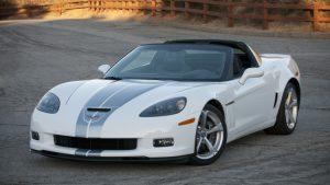 Corvette C6 Grand Sport Coupe