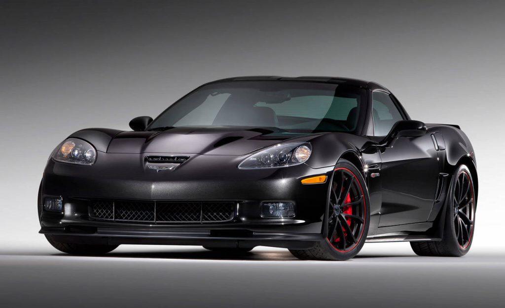 Fastest Corvette Models - Corvette Z06 Centennial Edition