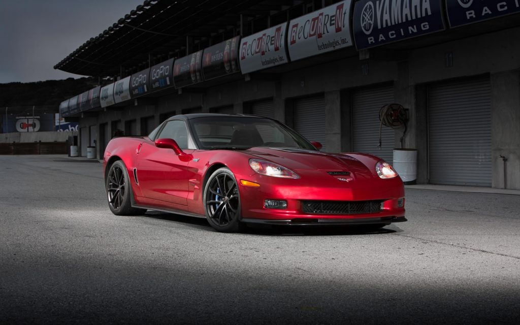 Fastest Corvette Models - Corvette ZR1