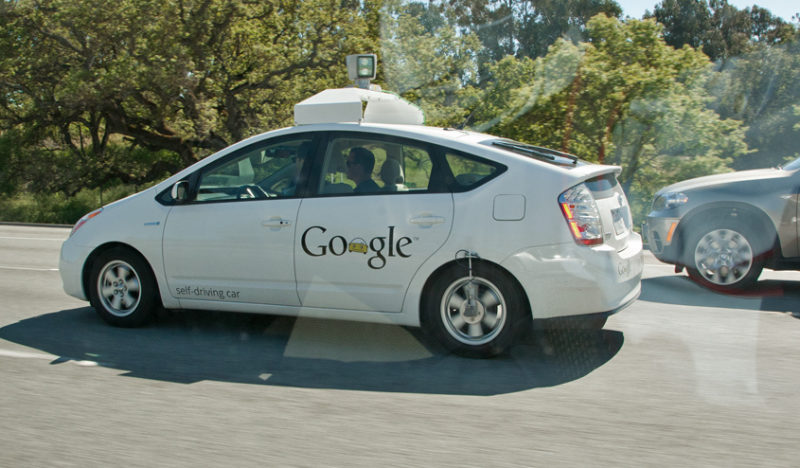 Car Innovations - Driverless Car