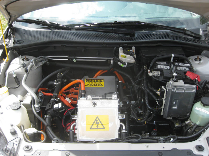 Car Innovations - Electric Engine