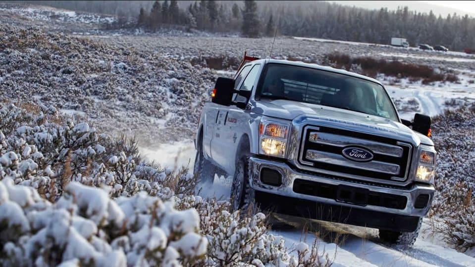 Longest Lasting Pickup Truck - Ford F-250 Super Duty