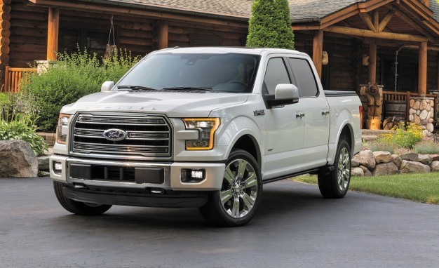 Most Expensive Truck In The World - Ford F-150 SuperCrew Limited