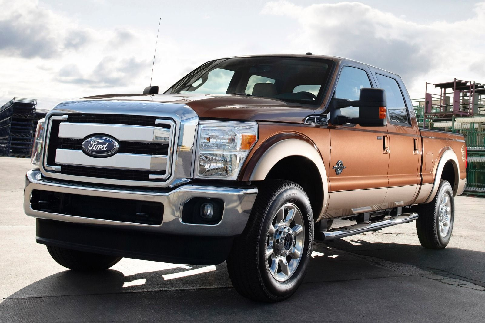 Most Expensive Truck In The World - Ford F-250 4X4 Platinum