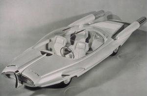 1958 X-2000.