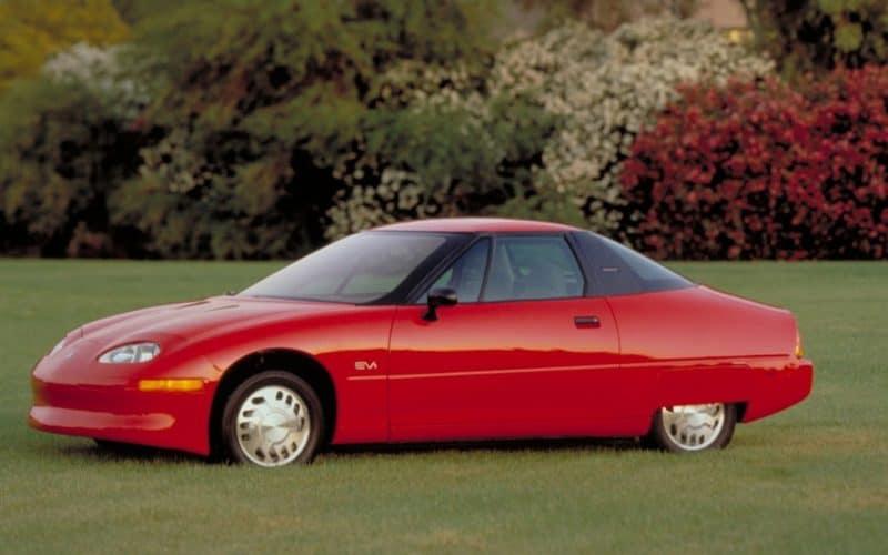 GM EV1 Side View
