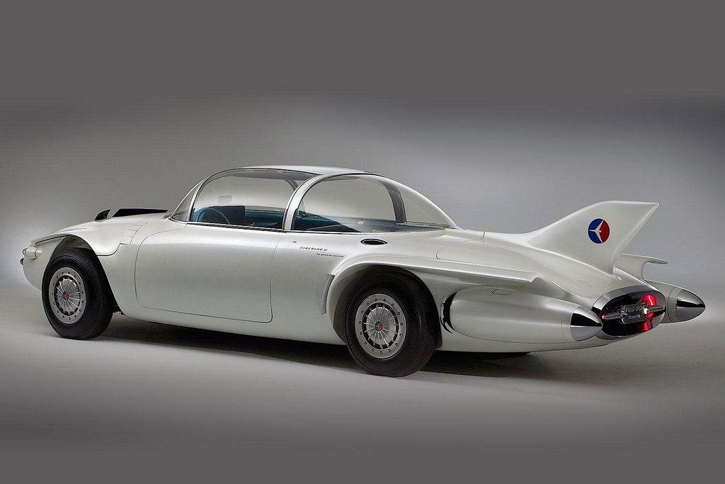 1950s Concept Cars - GM Firebird II