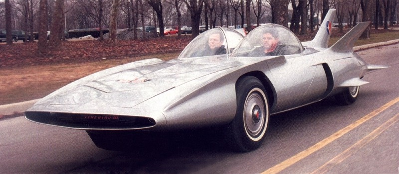 10 cool concept cars from the 1950s