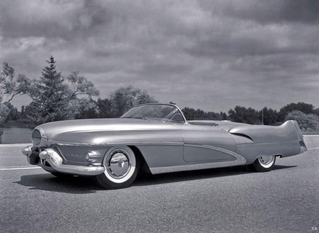 1950s Concept Cars - GM Le Sabre