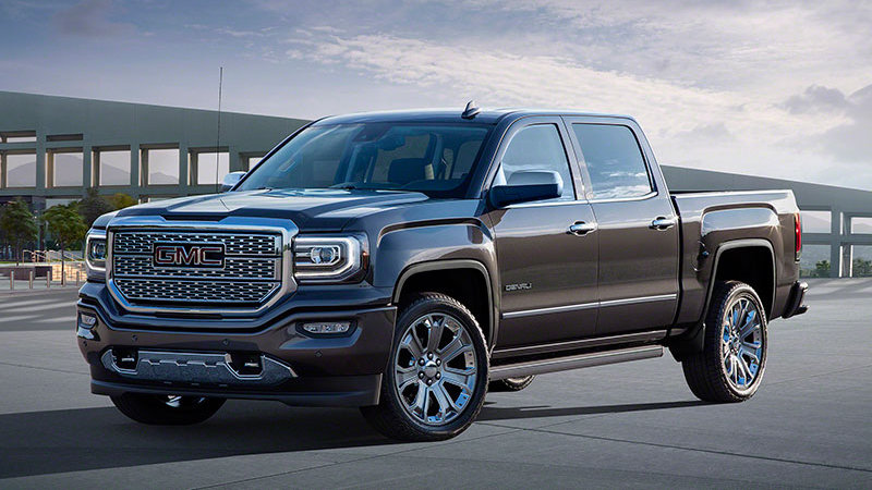 Most Expensive Truck In The World - GMC Sierra 2500 Denali