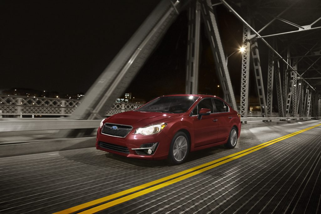 Consumer Reports Best Cars 2016: Subaru Impreza