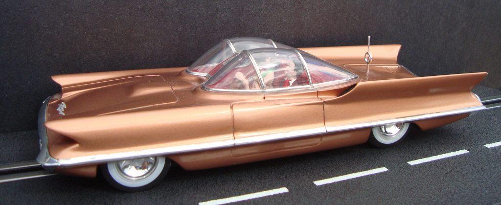 1950s Concept Cars - Lincoln Futura